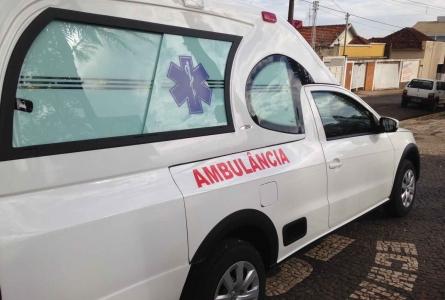 Rita Passos conquista ambulância para Echaporã